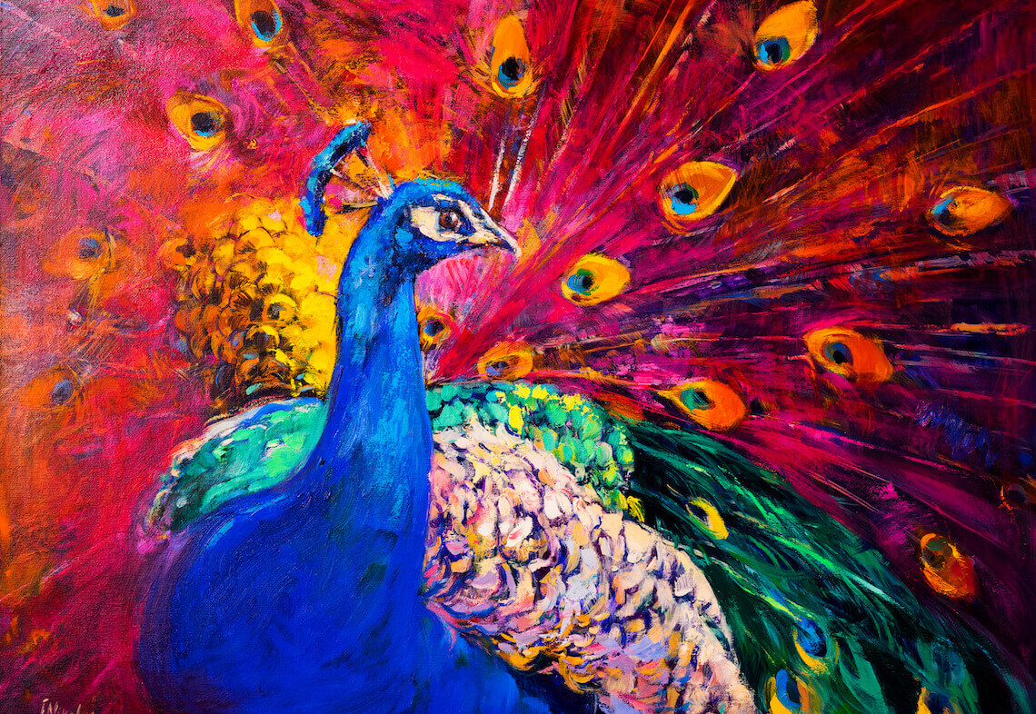 Vivid paintings